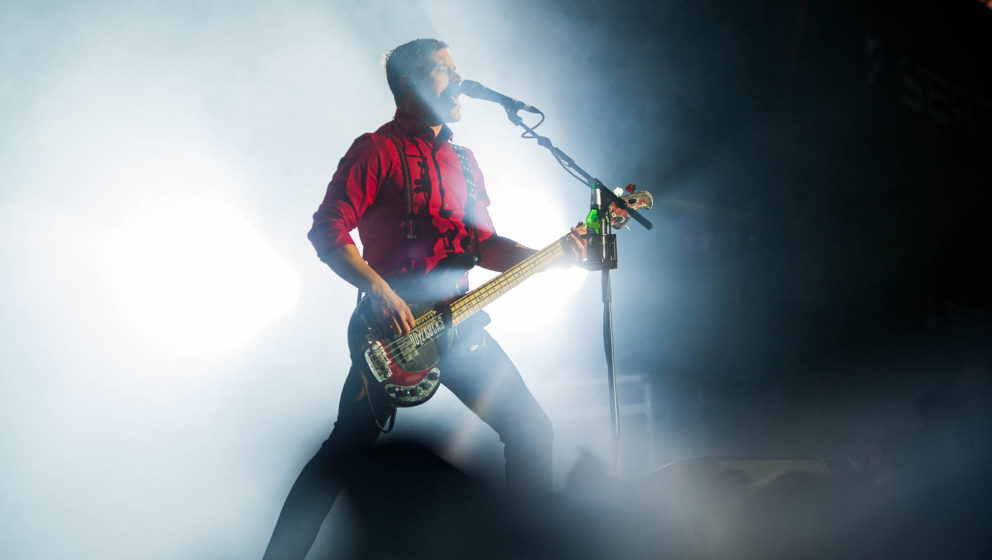Billy Talent live bei Rock am Ring 2016