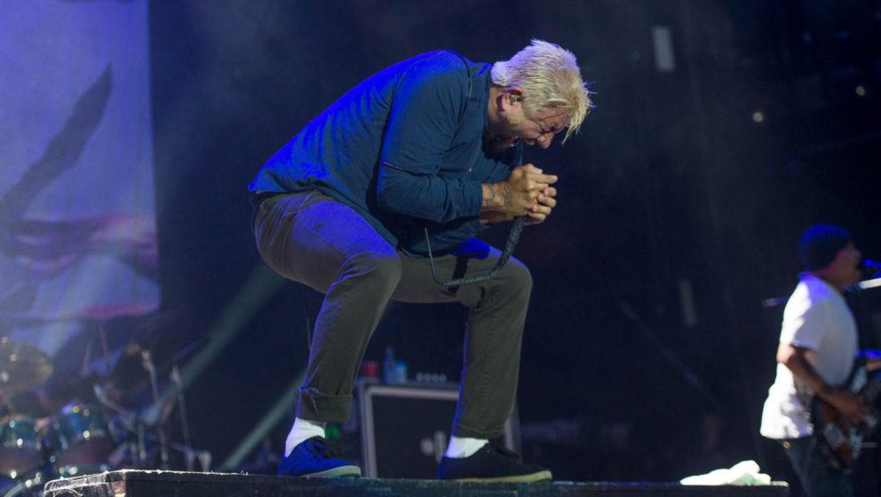 Deaftones live bei Rock am Ring 2016