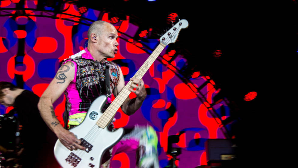 Flea, Bassists von den Red Hot Chili Peppers