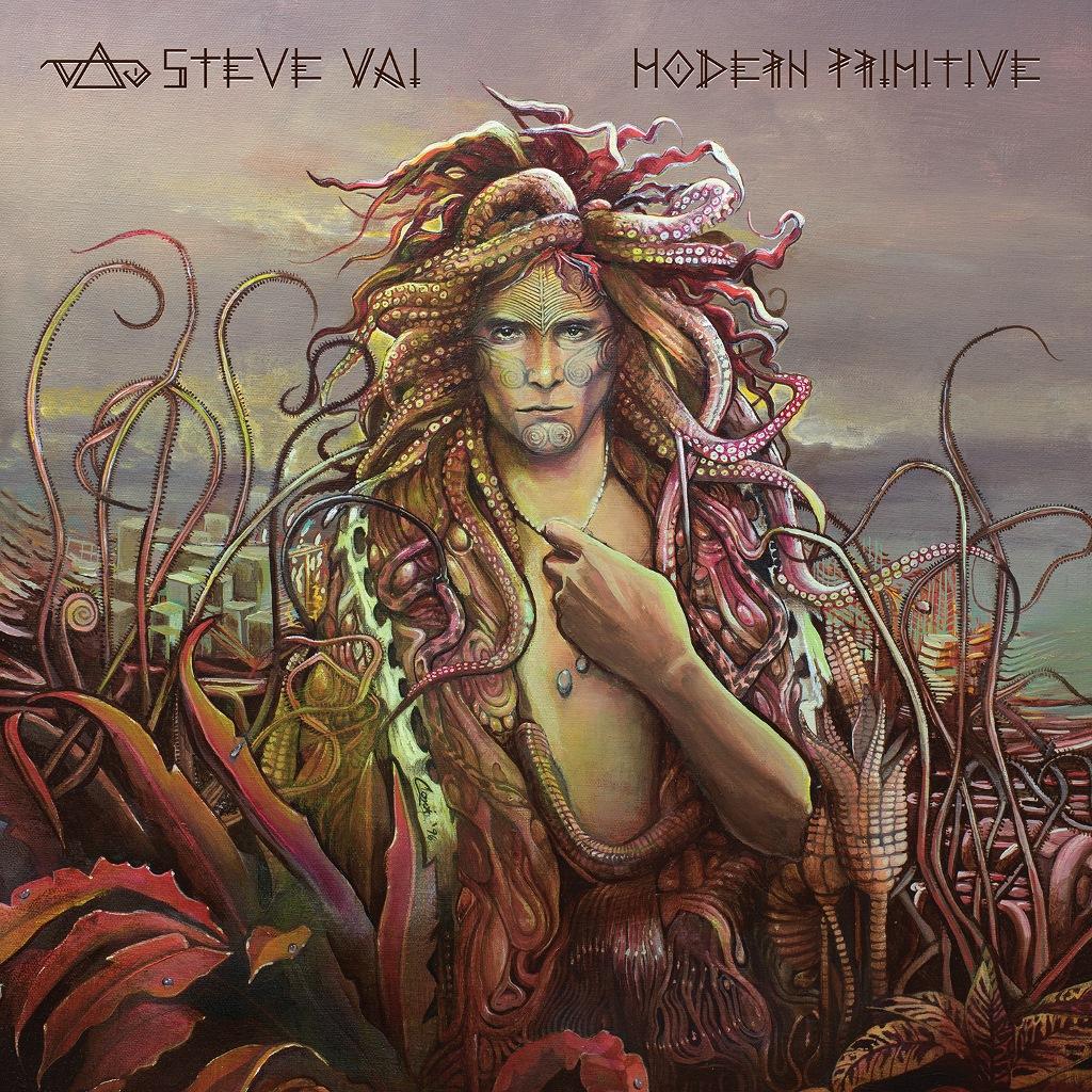 "Cover von ""Modern Primitive"""