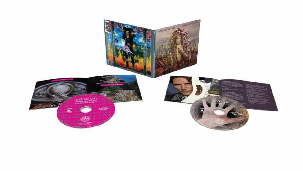 """Cover von """"Modern Primitive / Passion And Warfare 25th Anniversary Edition"""""""
