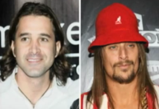 Scott Stapp und Kid Rock