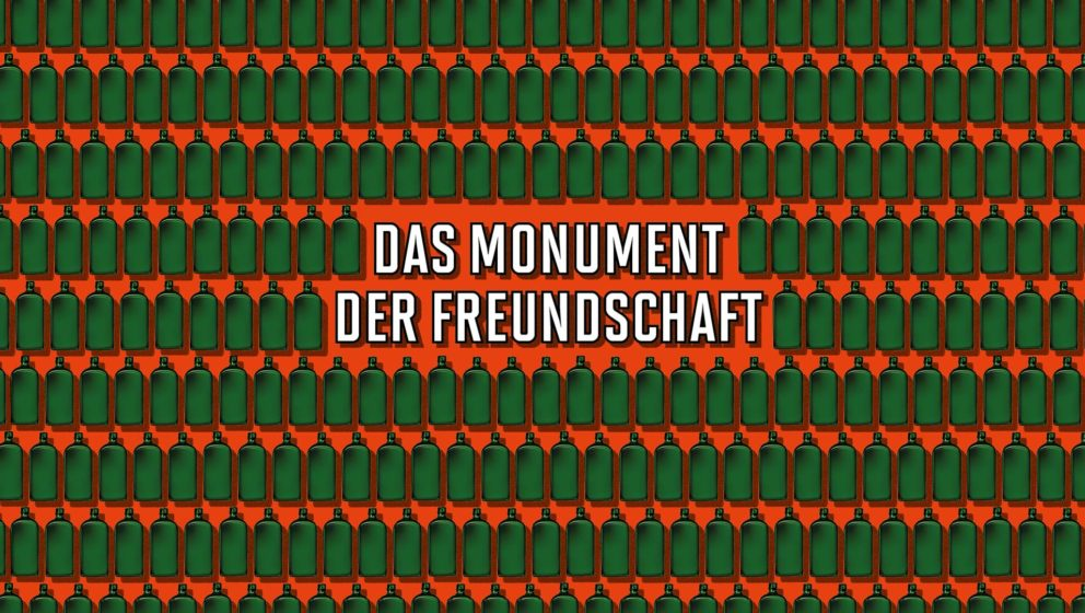 Ahoi, Freundschaft: Interview mit den Donots zur Eröffnung des Monument der Freundschaft von Jägermeister