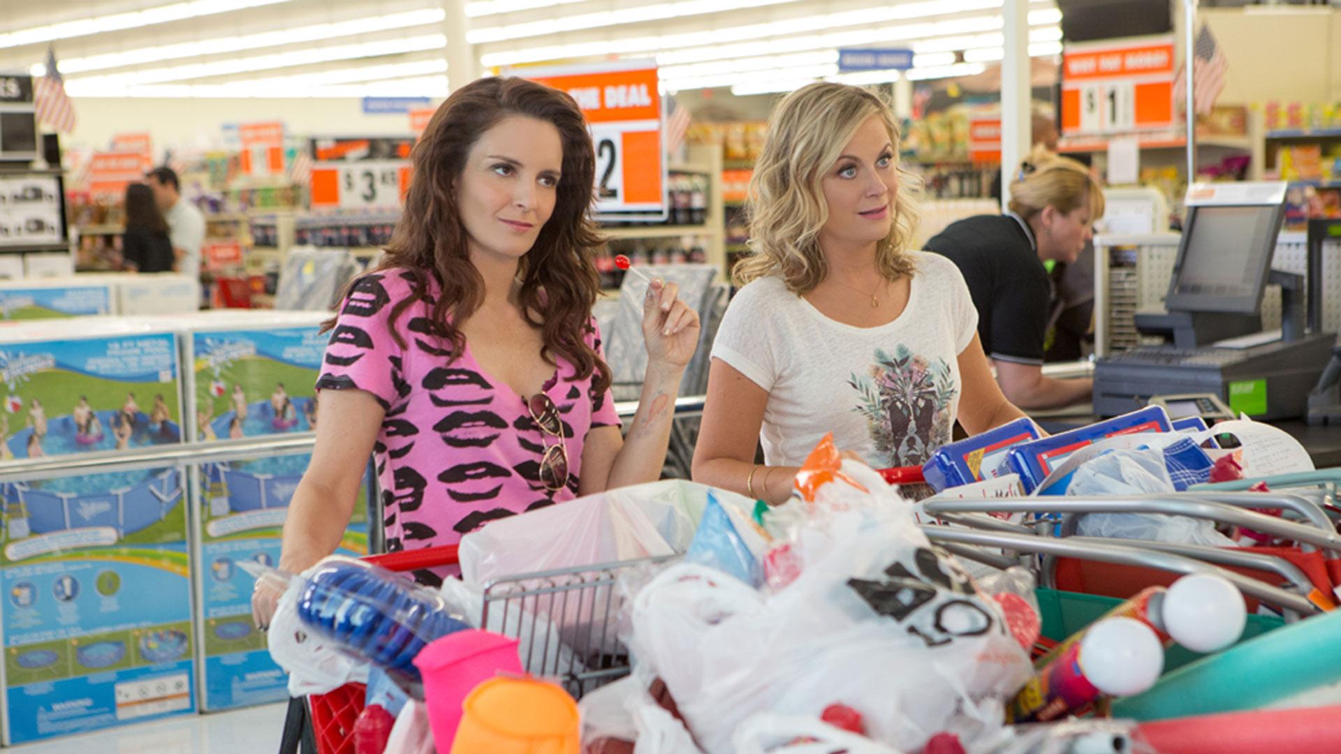 """""""Sisters"""" mit Tina Fey und Amy Poehler."""