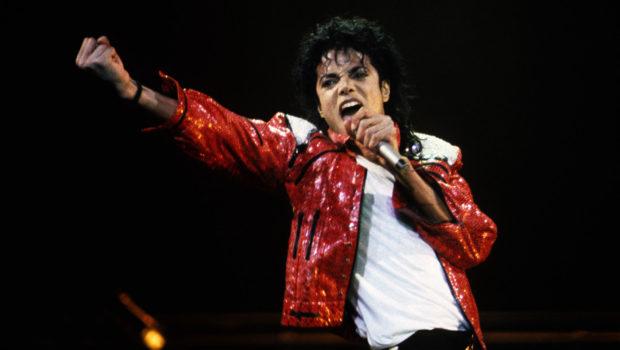 Michael Jackson im Jahr 1986.