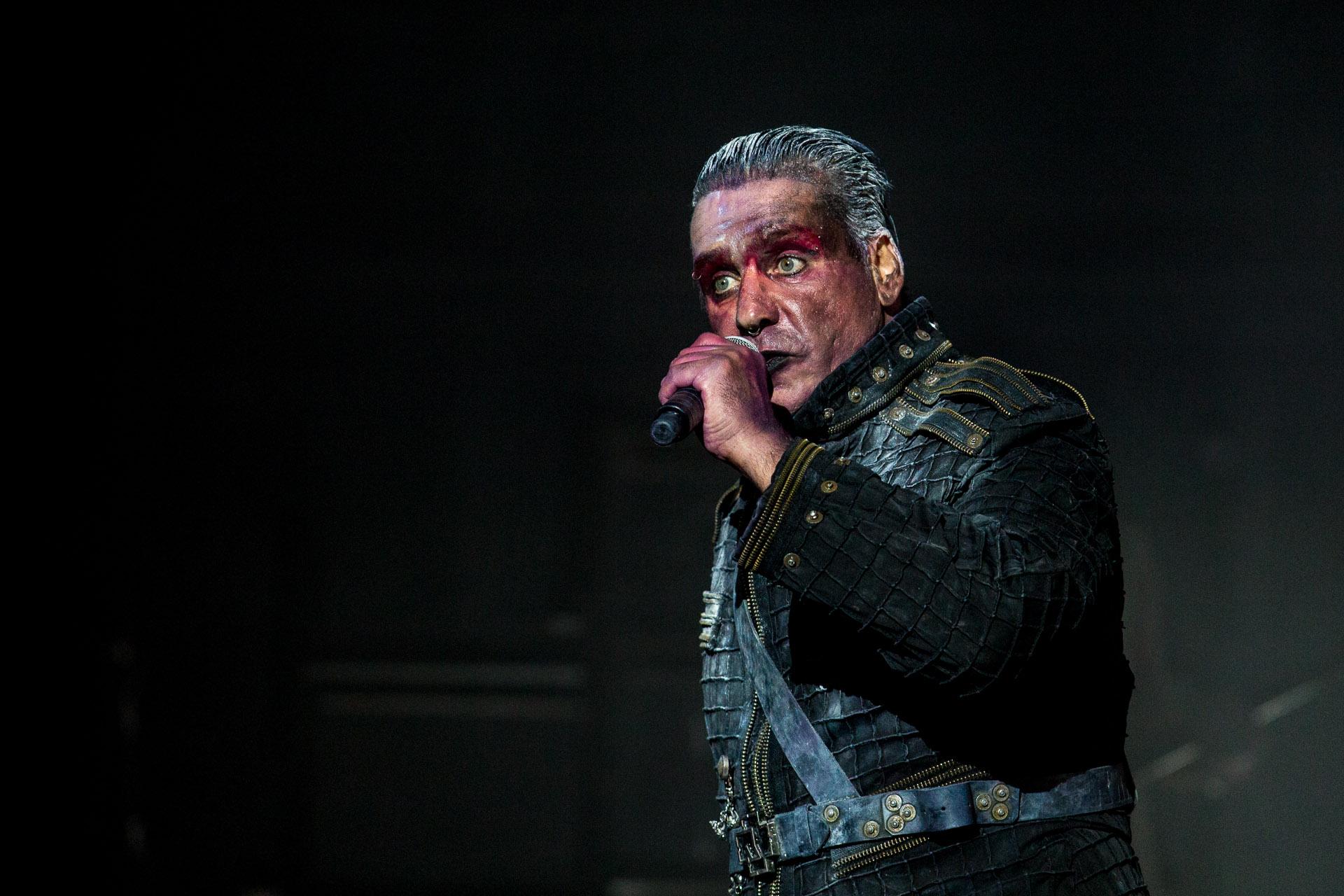 Lindemann vermögen till Rammstein: Till