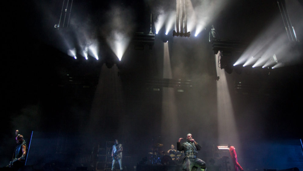 Rammstein auf dem Hurricane-Festival 2016