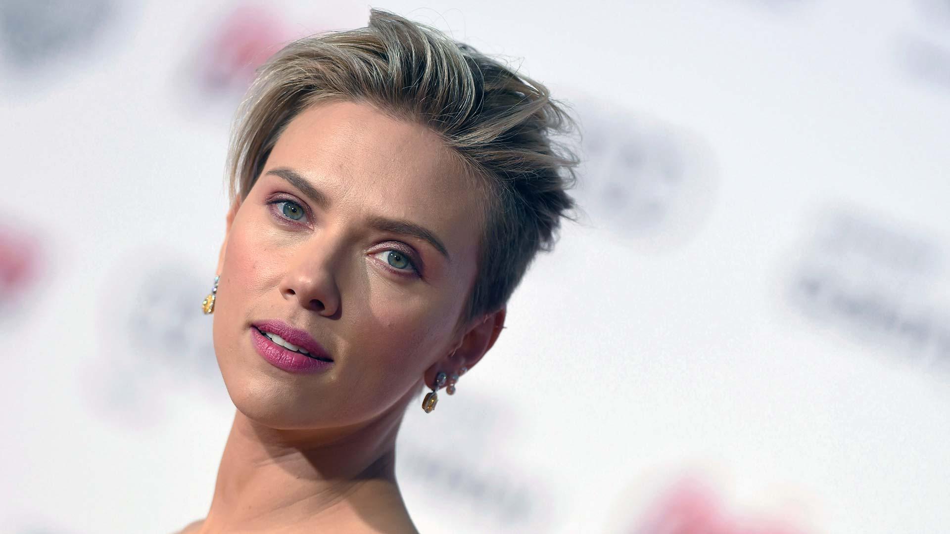 """Scarlett Johansson bei der Weltpremiere von """"Avengers: Age Of Ultron"""""""