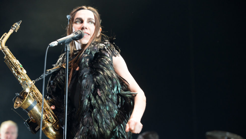 PJ Harvey beim Roskilde Festival 2016