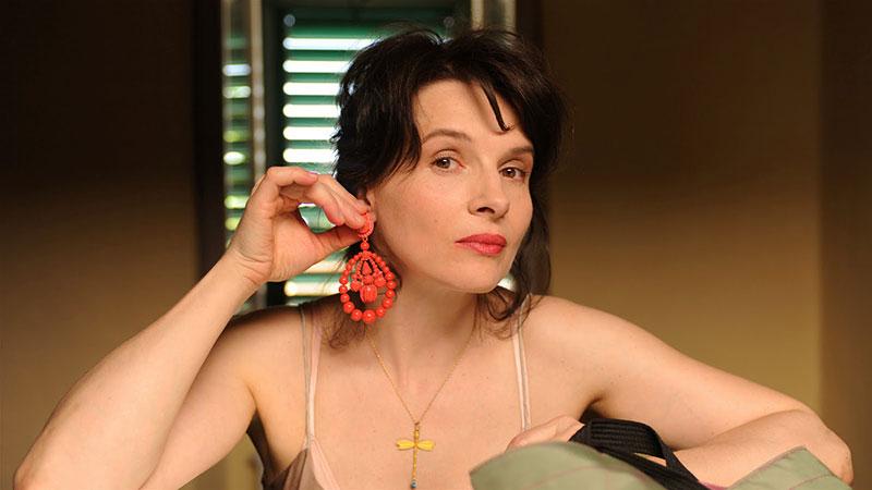 """Juliette Binoche in einer Szene aus """"Die Liebesfälscher"""""""