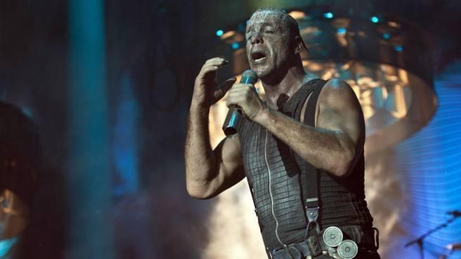 Auch Rammstein werden live in 360-Grad zu sehen sein
