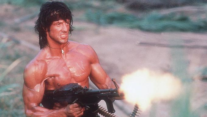 Rambo in Action