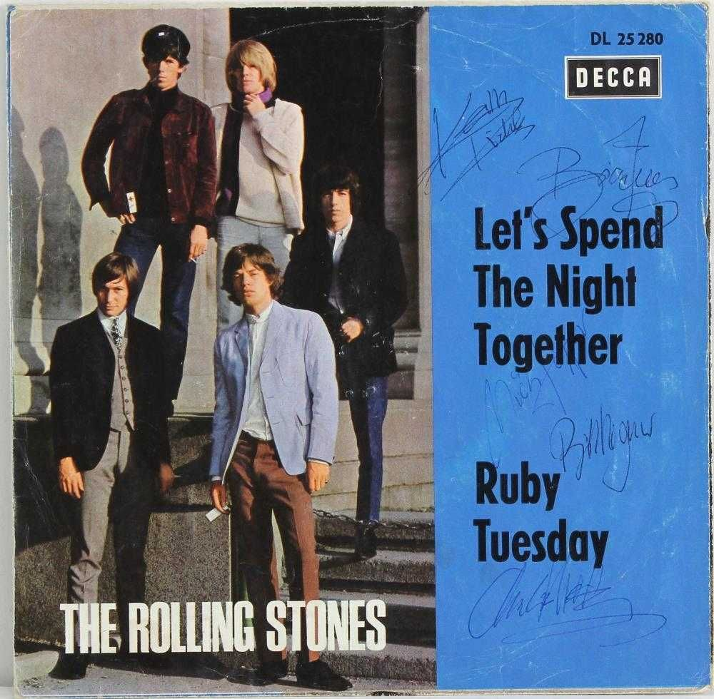 Rolling-Stones-Vinyl-Auktion