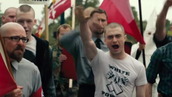 Harry Potter Camera Crew : Wtf?! harry potter spielt jetzt einen skinhead