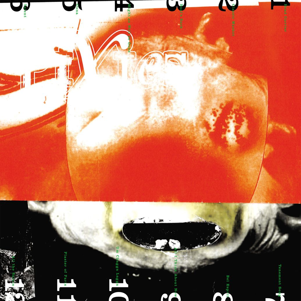 "Pixies - ""Head Carrier"" (30. September)"