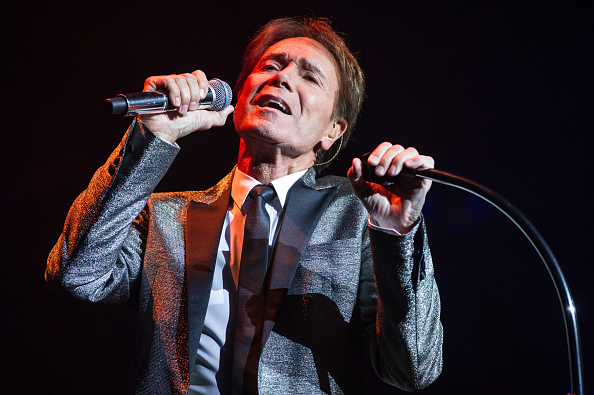 LONDON, ENGLAND - OCTOBER 18:  Sir Cliff Richard performs at Royal Albert Hall on October 18, 2015 in London, England.  (Phot