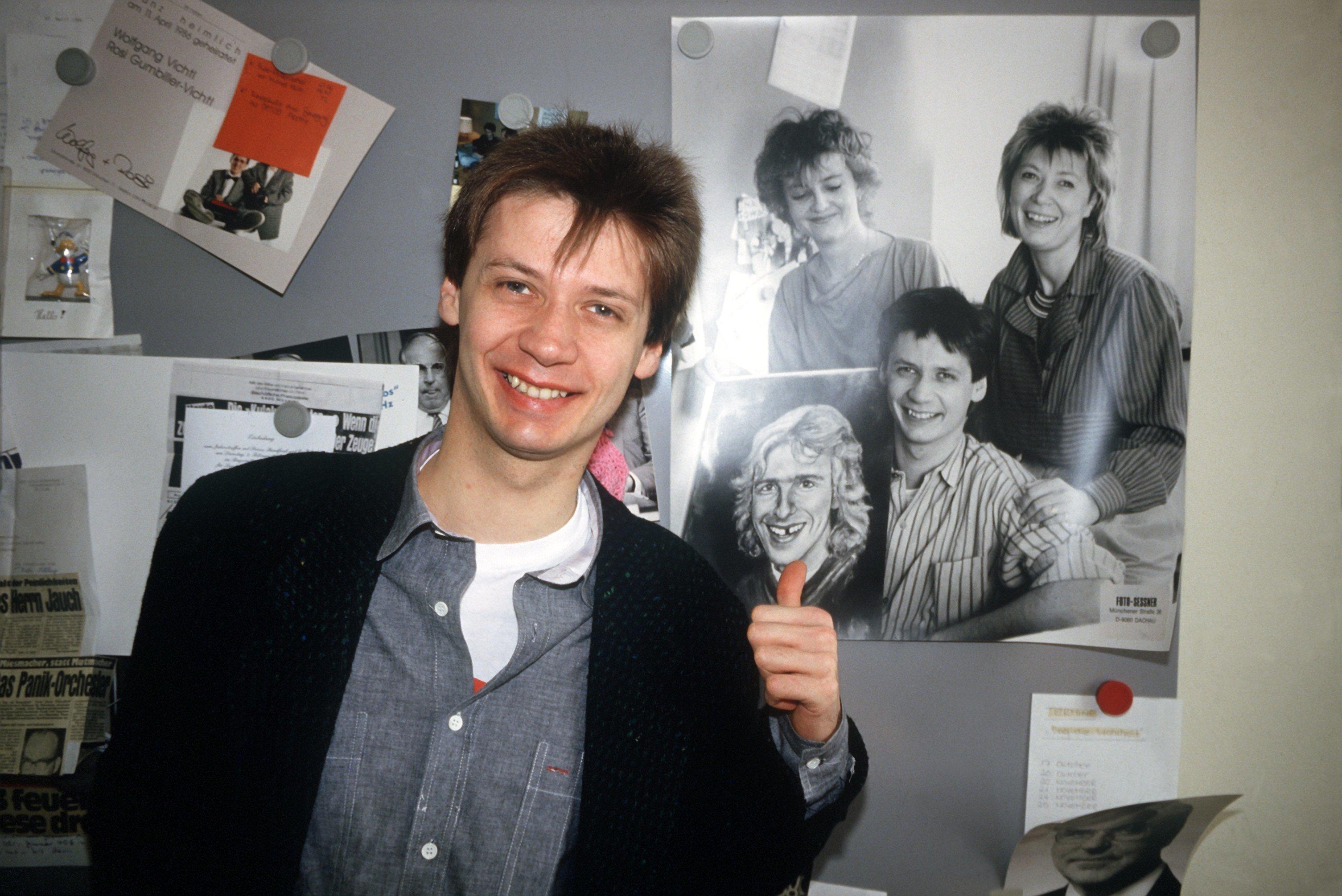 Rundfunkmoderator Günther Jauch