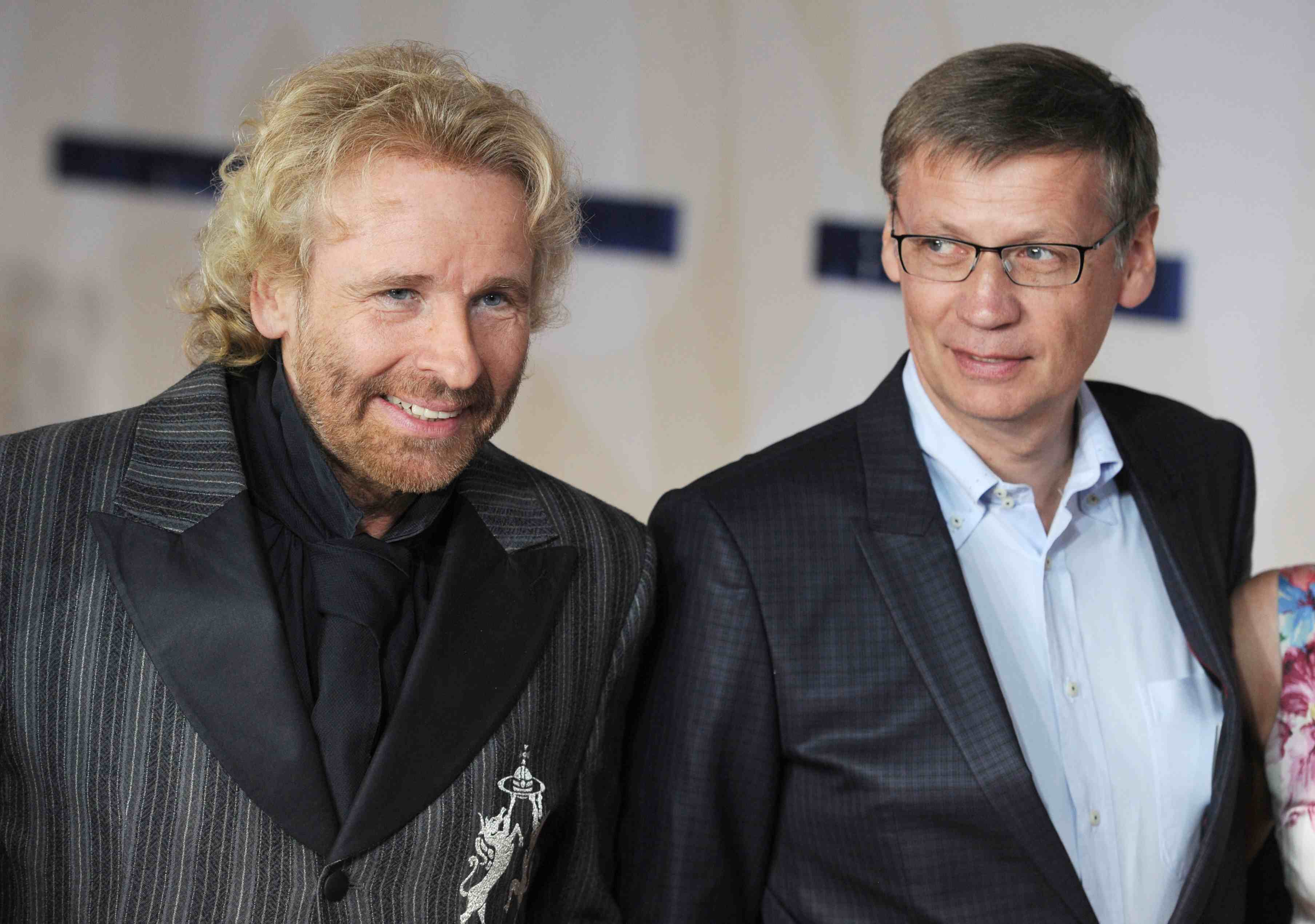 Thomas Gottschalk und Günther Jauch - eine Freundschaft über alle Hindernisse der Medienwelt hinaus