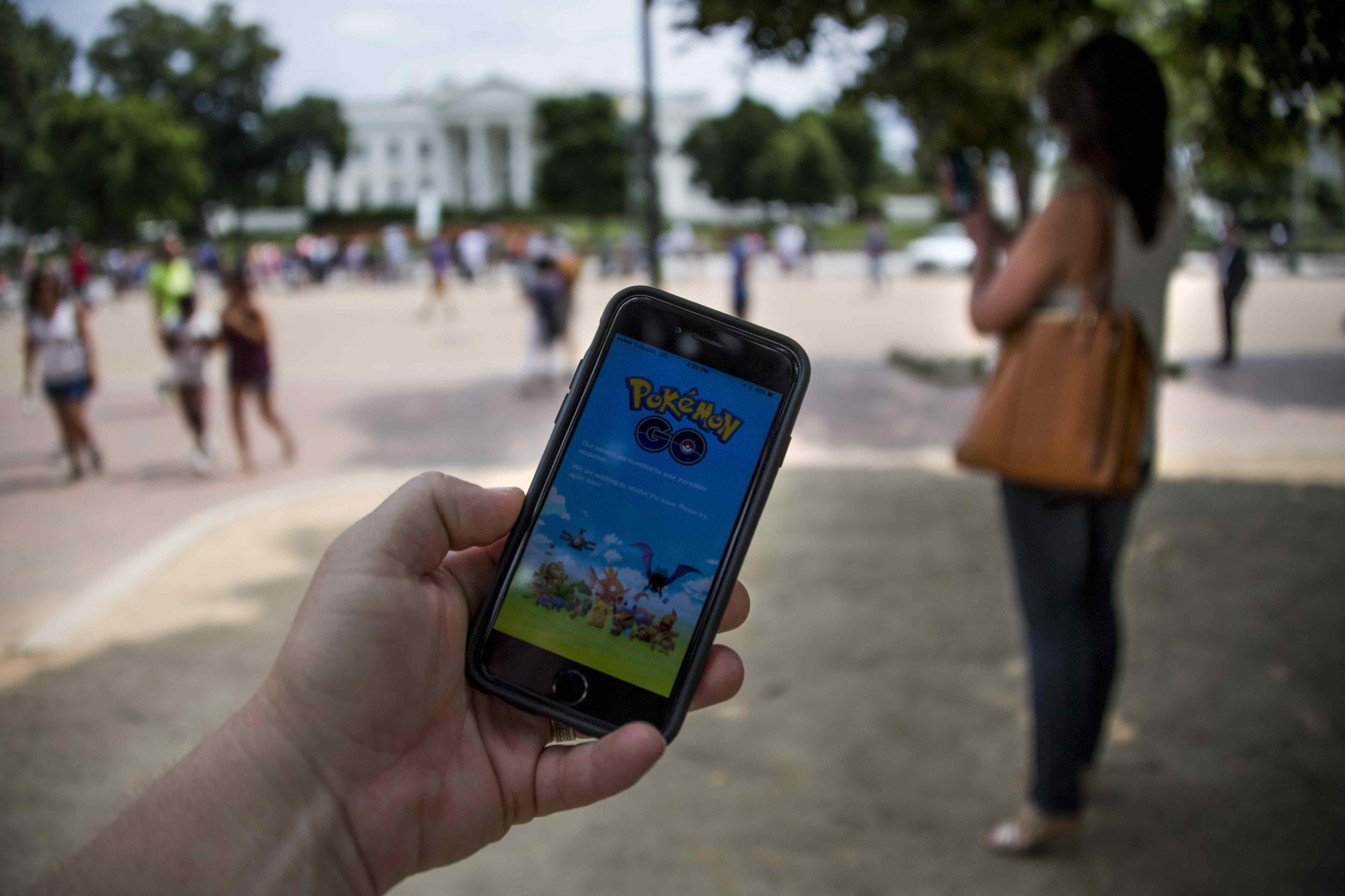 """""""Pokémon Go"""" hat sich zum globalen Hype entwickelt - mit bedenklichen Folgen"""