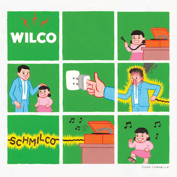 """Cover von """"Schmilco"""""""