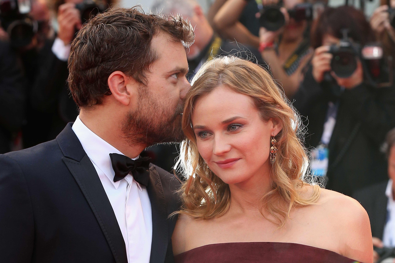 Joshua Jackson und Diane Kruger in glücklicheren Zeiten