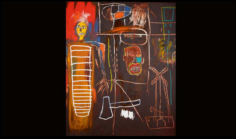 Jean-Michel Basquiat, 'Air Power', 1984