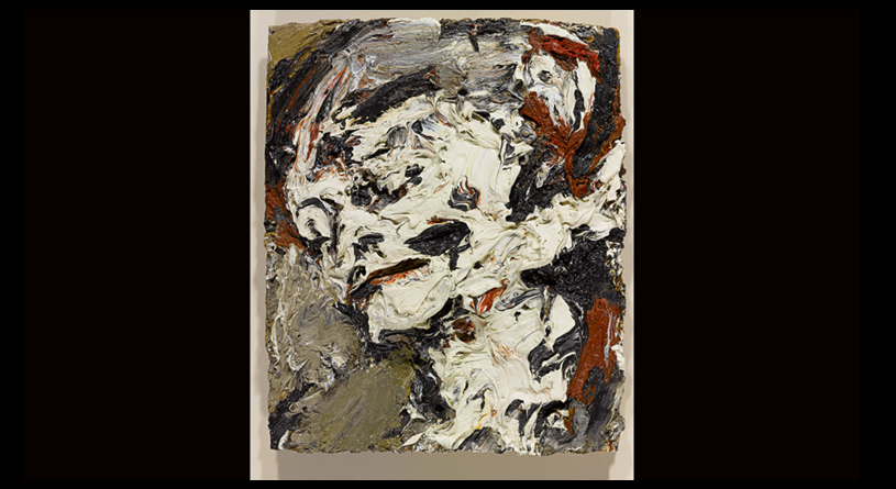 Frank Auerbach, 'Head of Gerda Boehm', 1965