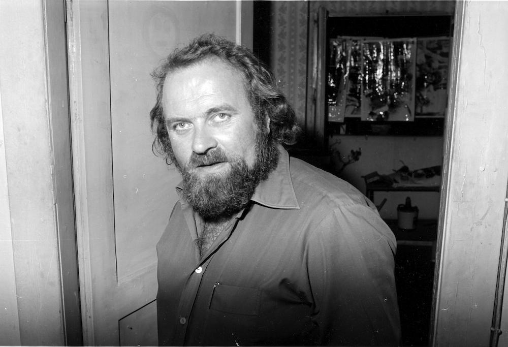 Ar/Gee Gleim in Düsseldorf, 1980