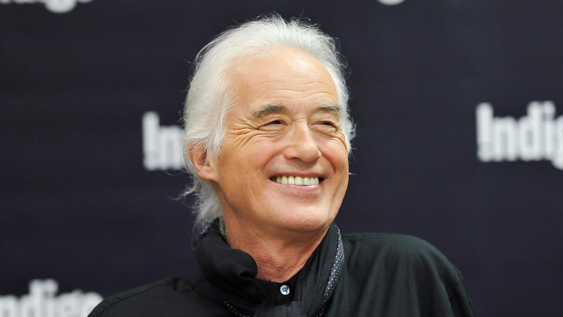 Jimmy Page im Juli 2015