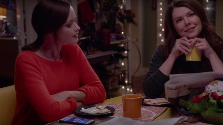 """Lorelai und Rory im Trailer für das Netflix-Comeback der """"Gilmore Girls"""""""