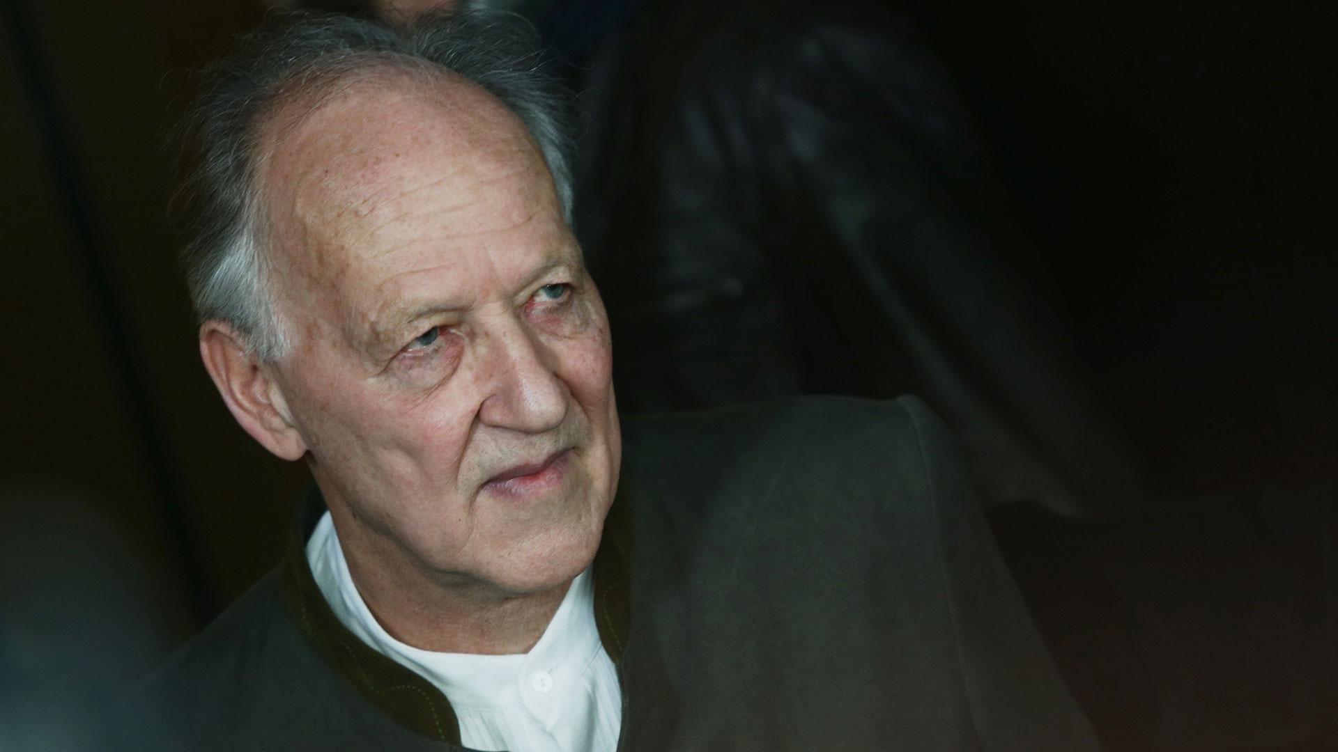 Schnappt sie garantiert nicht alle: Werner Herzog (hier bei der Berlinale 2015)