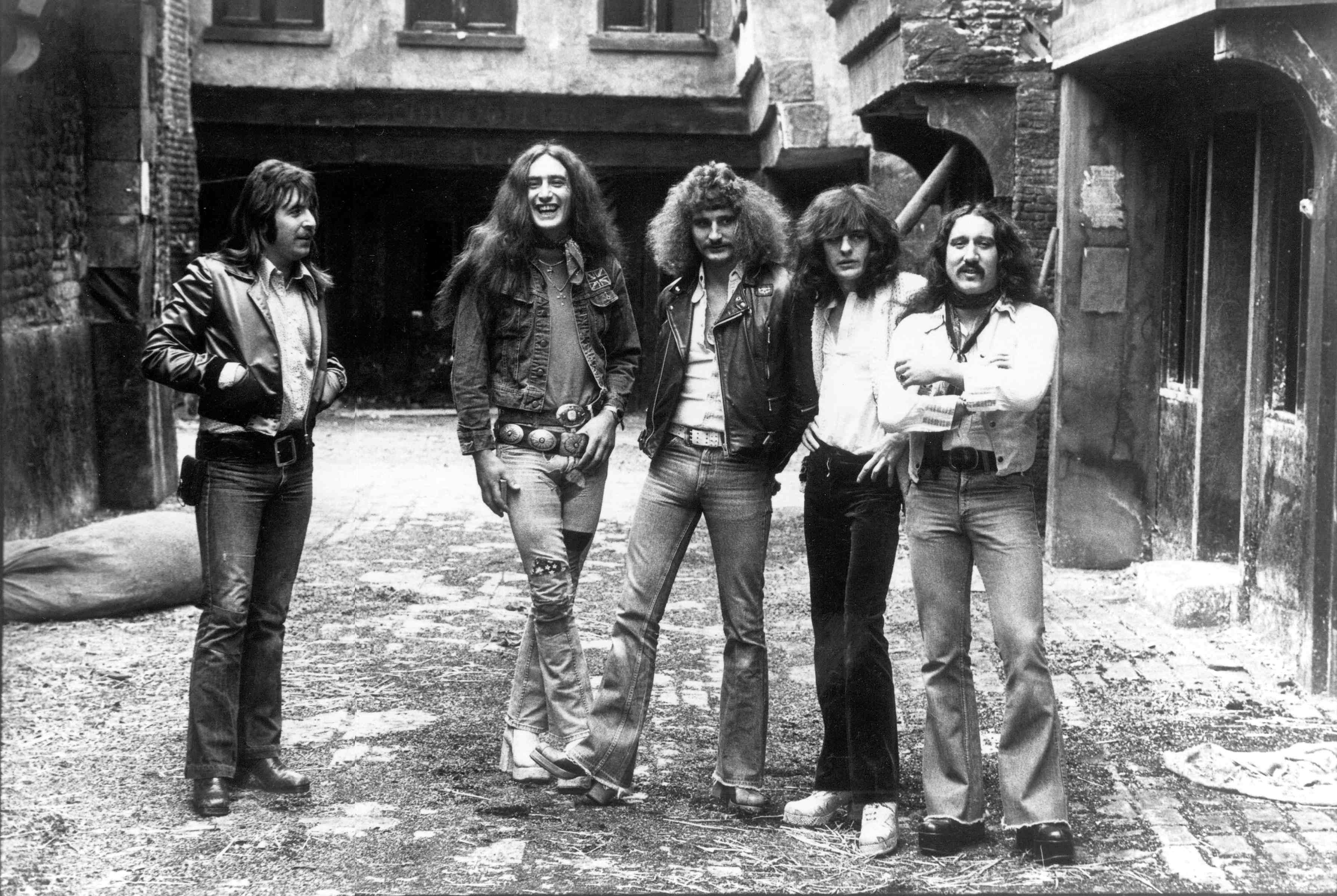 Uriah Heep , 1970