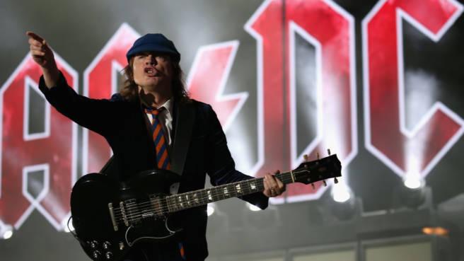 Angus Young hat noch Spaß auf der Bühne - aber werden AC/DC auch in Zukunft noch zusammenstehen?