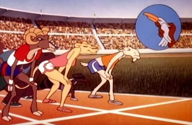 """Auf die Plätze, fertig los: """"Die Dschungel-Olympiade"""" ist die richtige Einstimmung für Olympia"""
