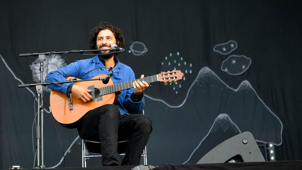 """José González auf dem """"A Summer's Tale"""" 2016"""