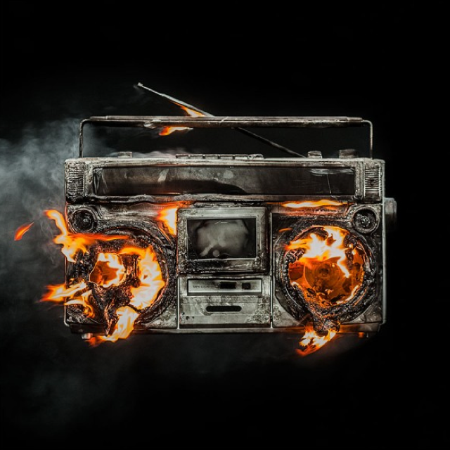 Green-Day-Revolution-Radio-Artwork