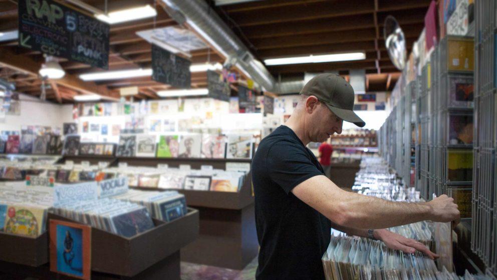 Für Vinyl-Käufer ist der Plattenladen ein Ort der Ruhe und Befreiung
