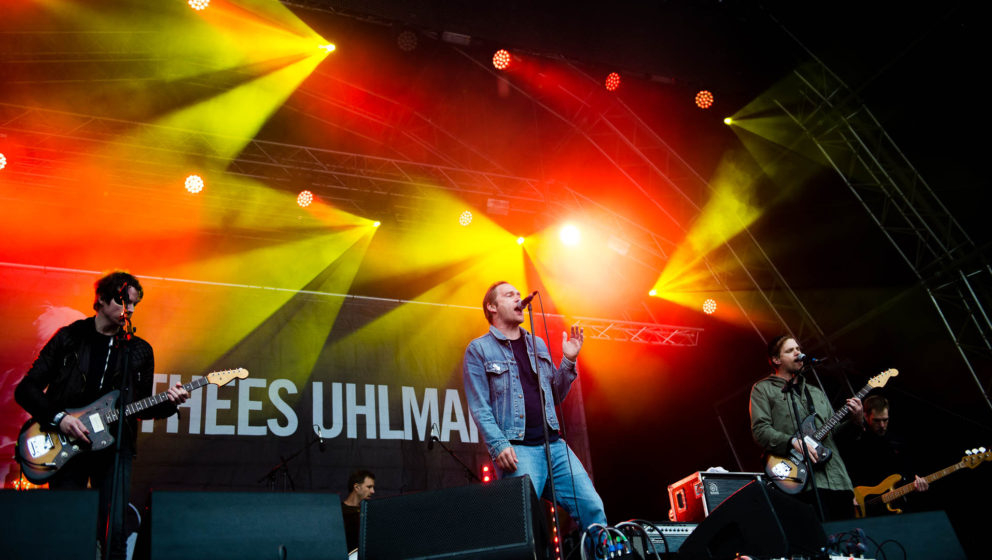 "Thees Uhlmann & Band auf dem ""A Summer's Tale"" 2016"