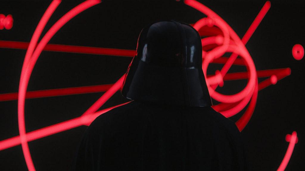 Darth Vader ist zurück.