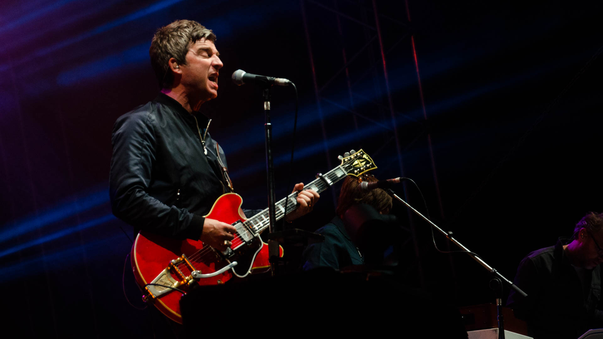 "Noel Gallagher's High Flying Birds auf dem ""A Summer's Tale"" 2016"