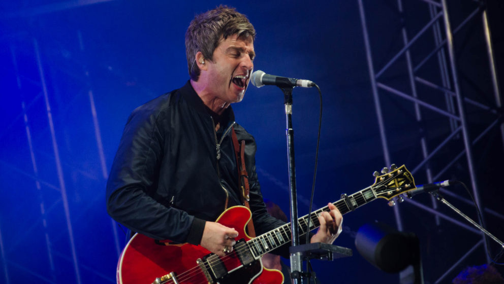 "Noel Gallagher's High Flying Birds auf dem ""A Summer's Tale"" 2016"