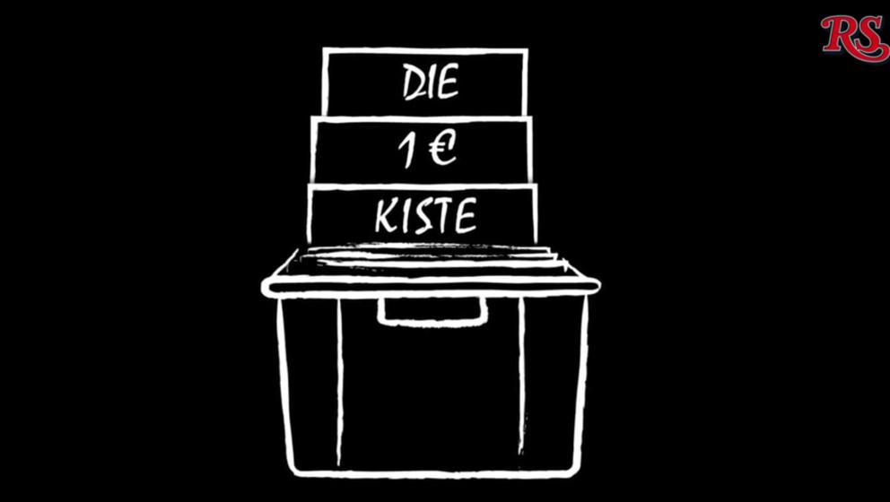 """""""Die 1-Euro-Kiste"""": Graben, lästern und staunen"""
