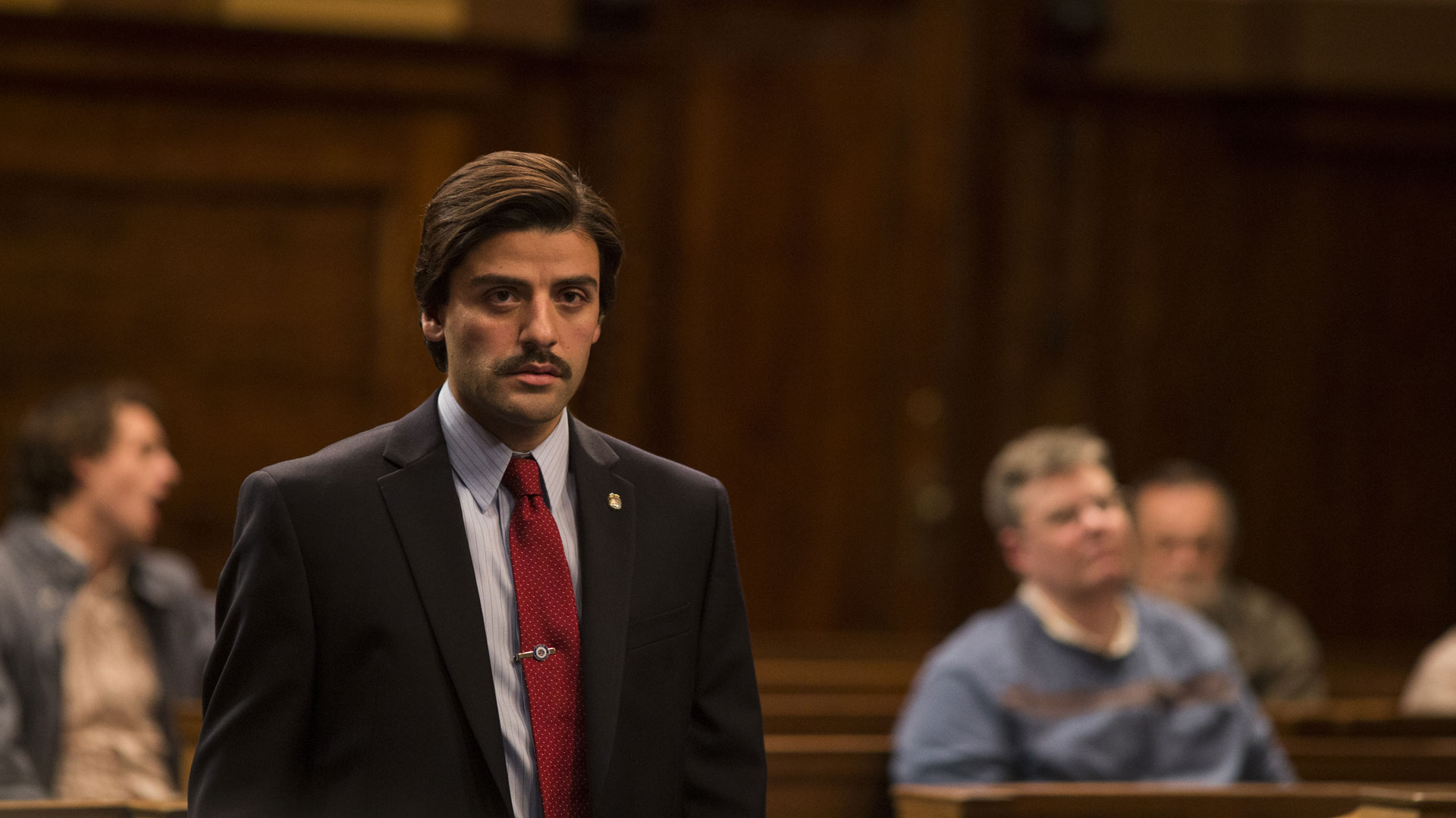 "Oscar Isaac in der HBO-Miniserie ""Show Me A Hero"""