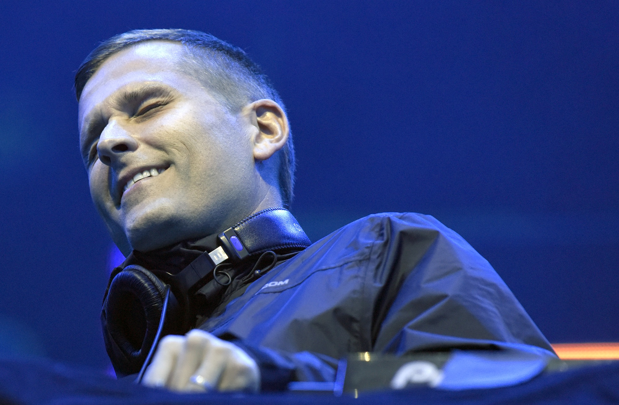 PEMBERTON, BC - JULY 15:  Kaskade performs during the Pemberton Music Festival on July 15, 2016 in Pemberton, Canada.  (Photo