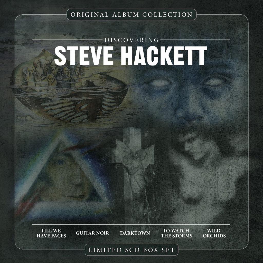 OAC - Steve Hackett