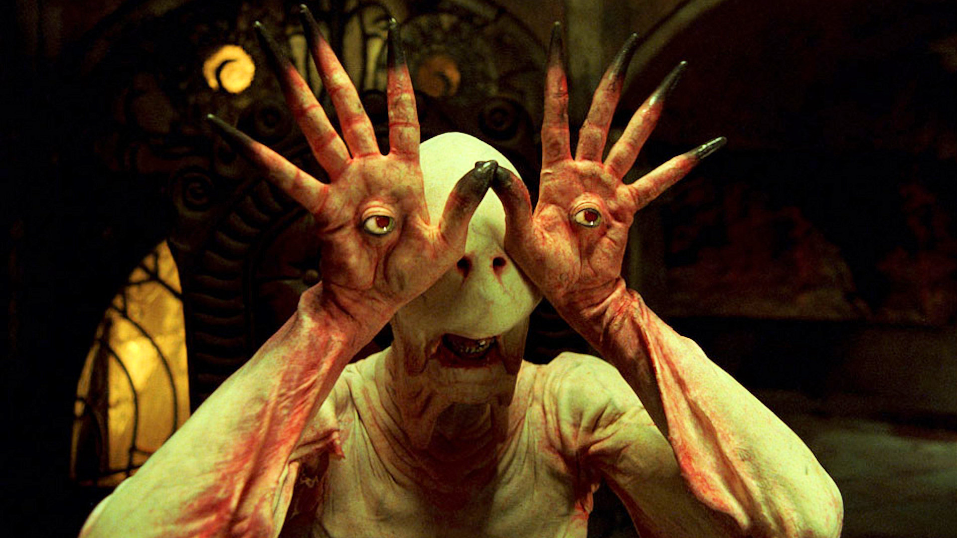 17. Pans Labyrinth (Guillermo Del Toro)