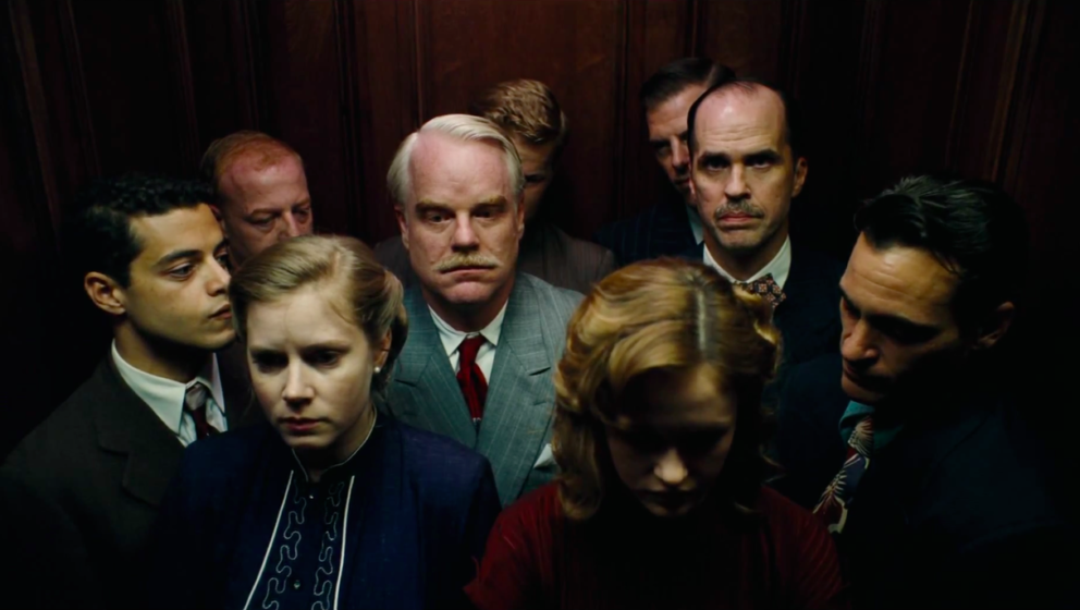 24. The Master (Paul Thomas Anderson)