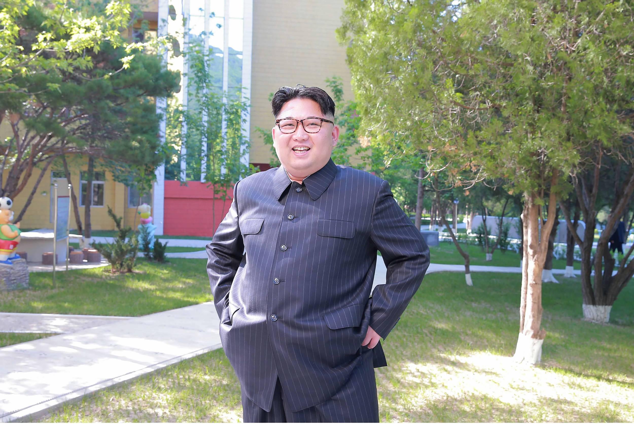 Kim Jong-un möchte auch endlich mit dem technischen Fortschritt gehen