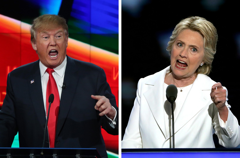 Was werden sich Donald Trump und Hillary Clinton im Fernsehen zu sagen haben?
