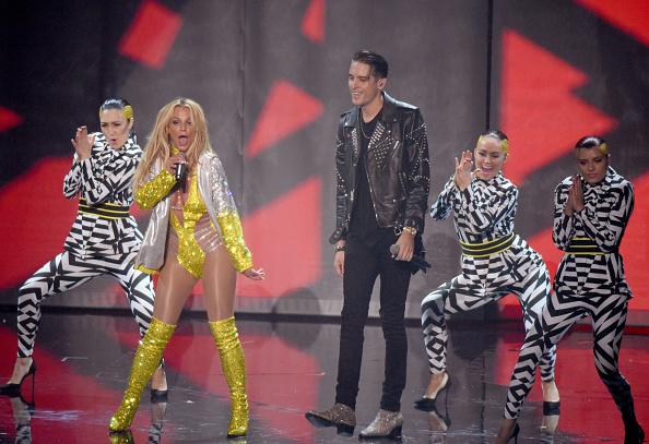 Britney Spears VMAs 2016